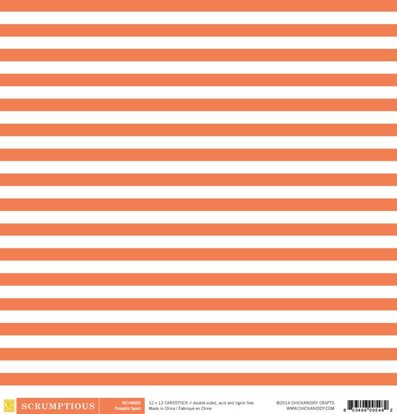Scrumptious-12x12-Paper-03A-Pumpkin-Spice
