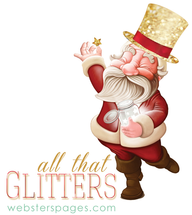Websters-pages-all-that-glitters-logo