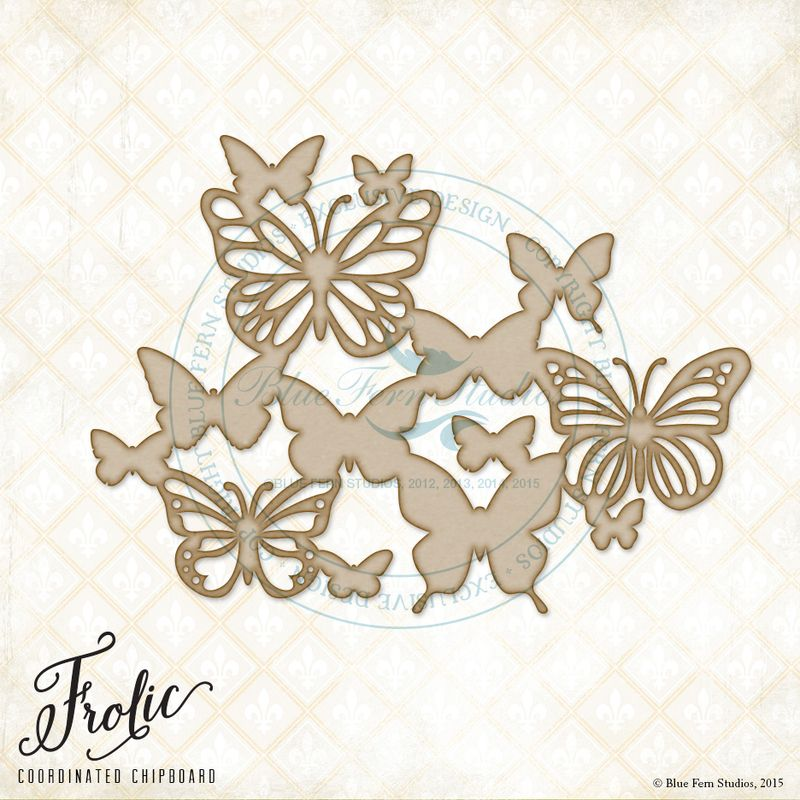 Frolic butterfly friends preview