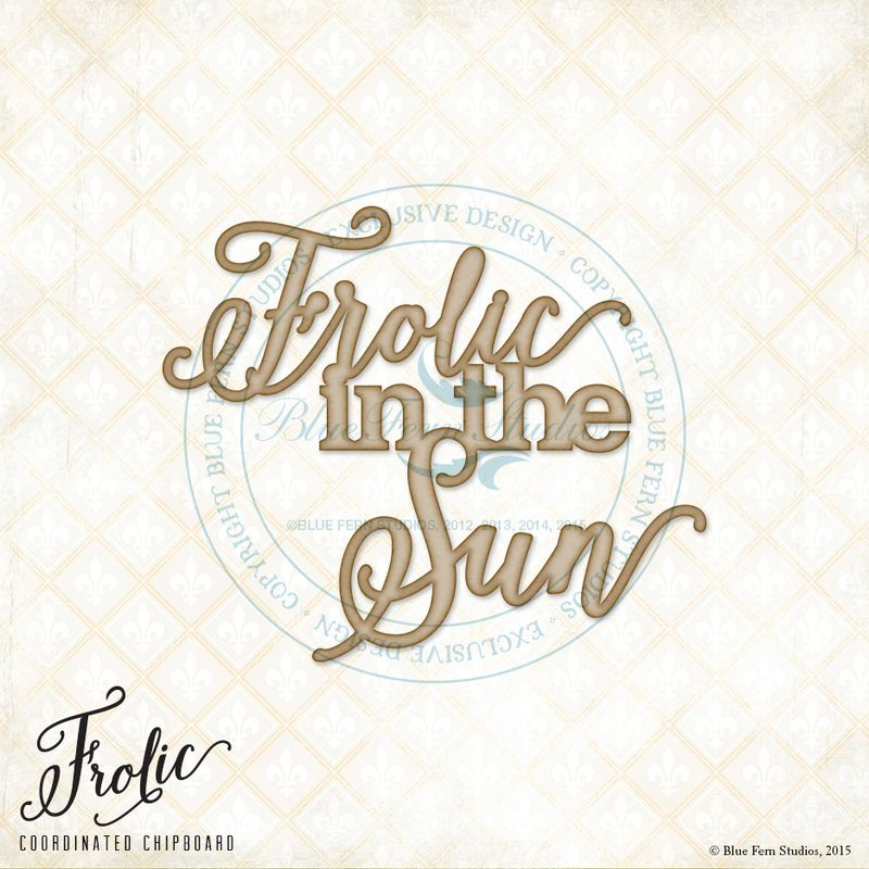 Frolic in the sun preview