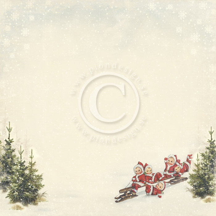 Christmas-in-Norway-Clear-the-way-PD6401front