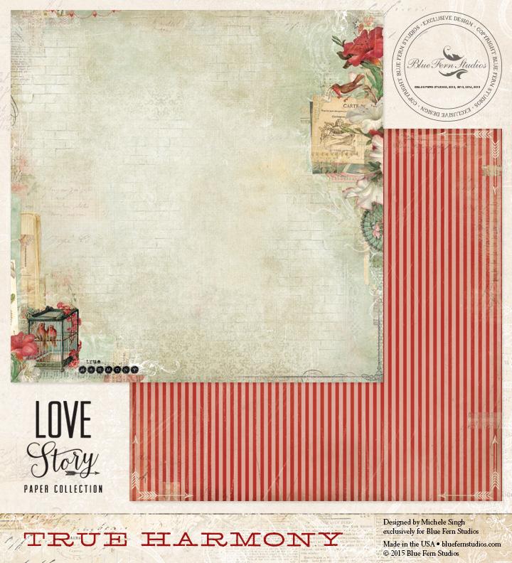 Love story preview true harmony